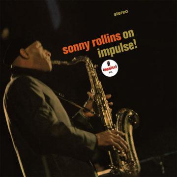 On Impulse! Sonny Rollins stereodisc