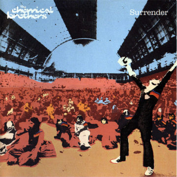 Surrender - 20th Anniversary Expanded The Chemical Brothers stereodisc