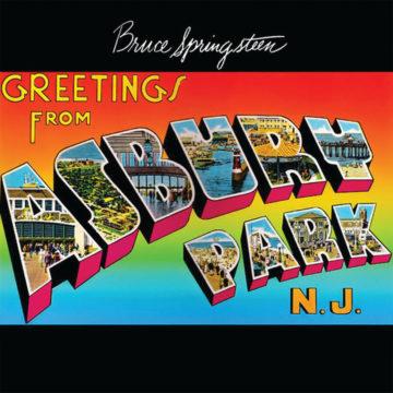 Greetings From Asbury Park, N.J./stereodisc