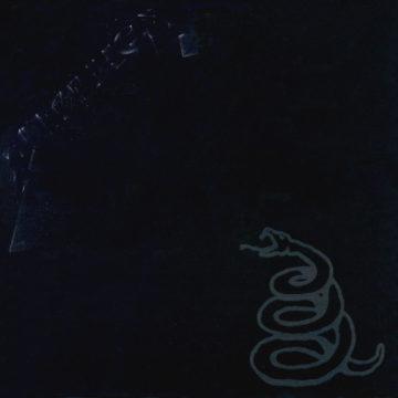 metallica Metallica//stereodisc