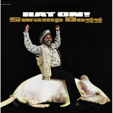SWAMP DOGG RAT ON! stereodisc