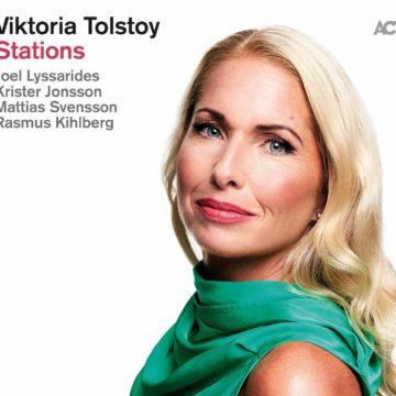 Viktoria Tolstoy Stations stereodisc