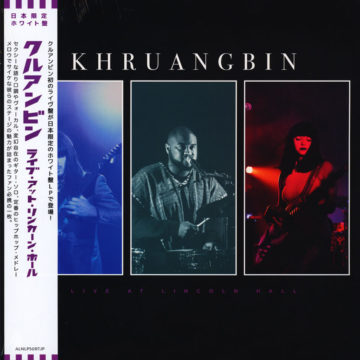 Khruangbin – Live At Lincoln Hall stereodisc