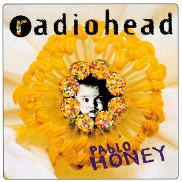 Radiohead – Pablo Honey stereodisc