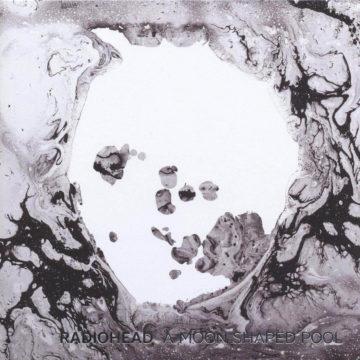 Radiohead – A Moon Shaped Pool stereodisc