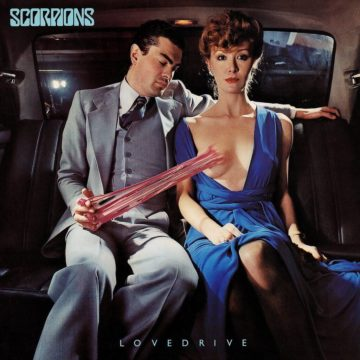 Scorpions – Lovedrive stereodisc