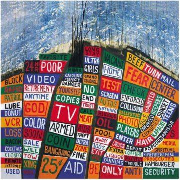 Hail To The Thief Radiohead stereodisc