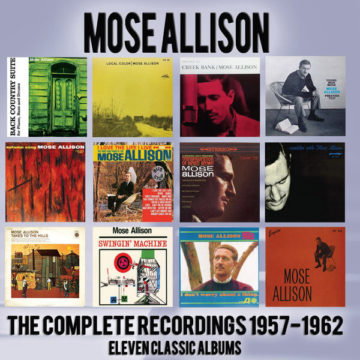 Mose Allison – The Complete Recordings 1957-1962 - Eleven Classic Albums stereodisc