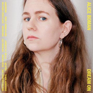 Alice Boman – Dream On stereodisc