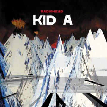 Radiohead – Kid A stereodisc