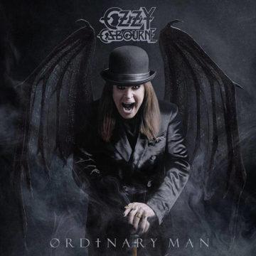 Ozzy Osbourne – Ordinary Man stereodisc