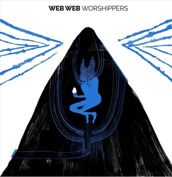 Web Web ‎– Worshippers stereodisc