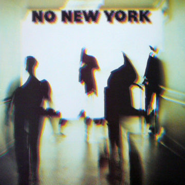No New York stereodisc
