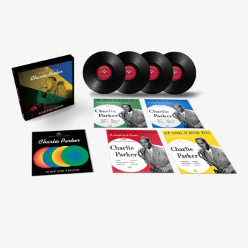 The Savoy 10-Inch LP Collection stereodisc
