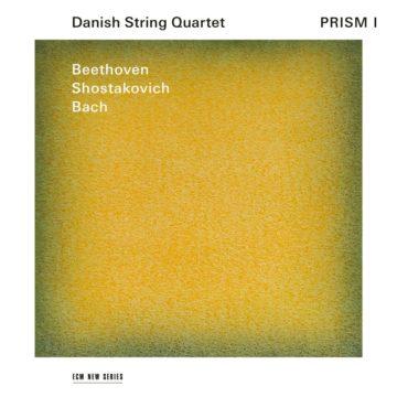 Prism I Danish String Quartet stereodisc