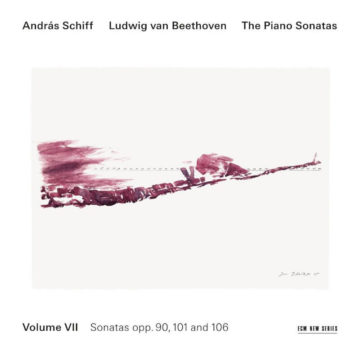 Ludwig van Beethoven: The Piano Sonatas, Volume VII stereodisc