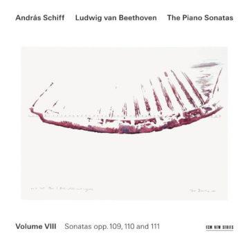 Ludwig van Beethoven: The Piano Sonatas, Volume VIII stereodisc