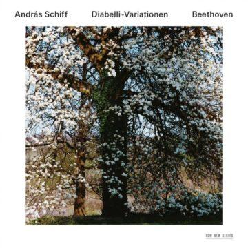 Ludwig van Beethoven: Diabelli-Variationen András Schiff stereodisc
