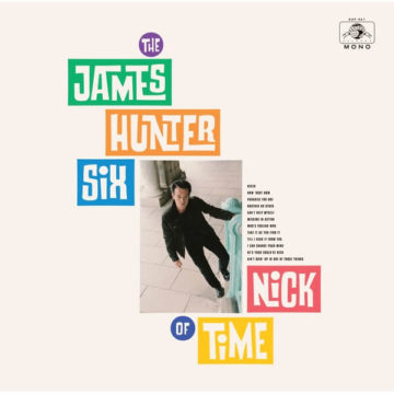 The James Hunter Six – Nick Of Time stereodisc
