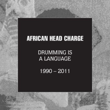 Drumming Is A Language 1990 - 2011 stereodisc