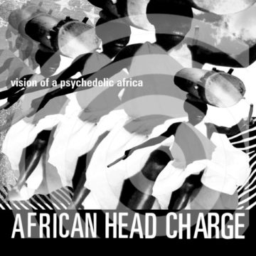 Vision Of A Psychedelic Africa stereodisc
