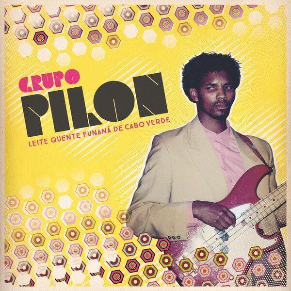 Grupo Pilon* – Leite Quente Funaná De Cabo Verde stereodisc