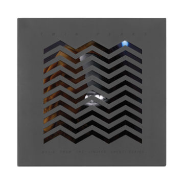 Twin Peaks: Music From The Limited Event Series stereodisc