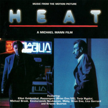 Heat - Music From The Motion Picture stereodisc
