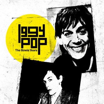 The Bowie Years Iggy Pop stereodisc