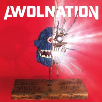 Awolnation ‎– Angel Miners & The Lightning Riders stereodisc