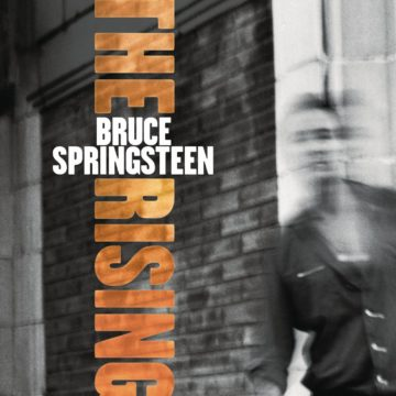 The Rising Bruce Springsteen stereodisc