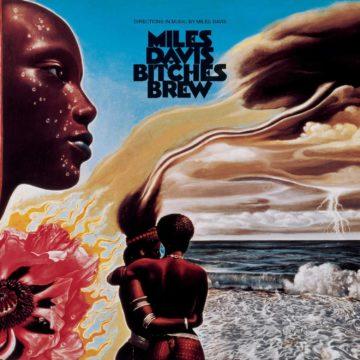 Bitches Brew Miles Davis stereodisc