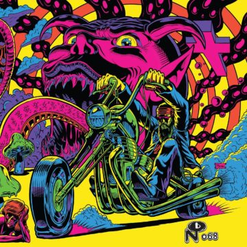 Warfaring Strangers: Acid Nightmares stereodisc