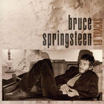 18 Tracks Bruce Springsteen stereodisc