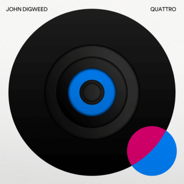 John Digweed - Quattro stereodisc Bedrock Records