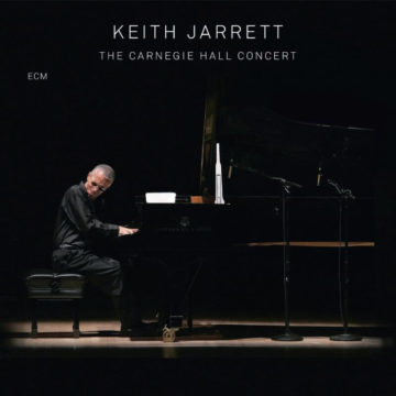 The Carnegie Hall Concert Keith Jarrett stereodisc