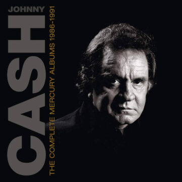 Complete Mercury Albums 1986-1991 Johnny Cash stereodisc