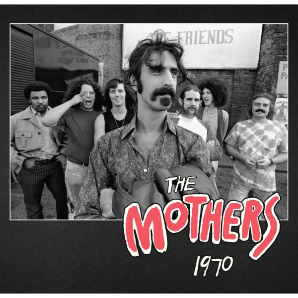The Mothers 1970 Frank Zappa stereodisc