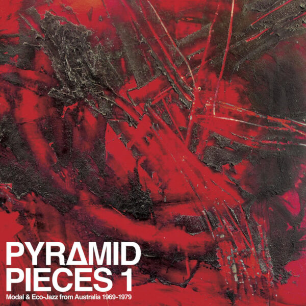 Pyramid Pieces 1 stereodisc