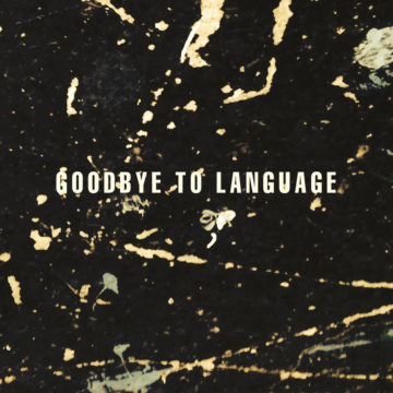 Daniel Lanois / Rocco Deluca – Goodbye To Language stereodisc