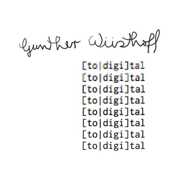 Gunther Wüsthoff Total Digital stereodisc
