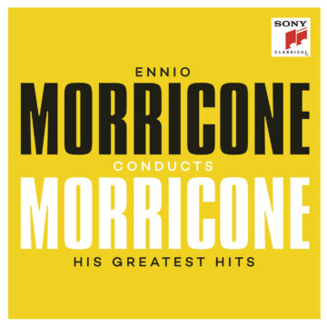 Ennio Morricone Conducts Morricone - His Greatest Hits stereodisc