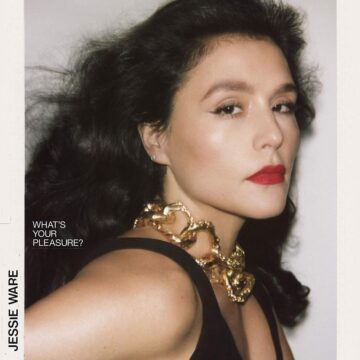 What's Your Pleasure? Jessie Ware stereodisc