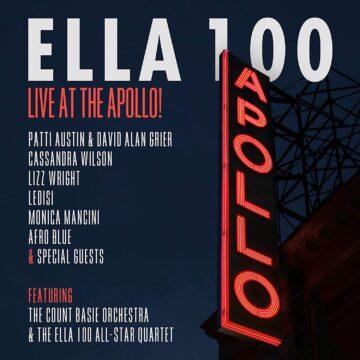 Ella 100: Live At The Apollo! stereodisc