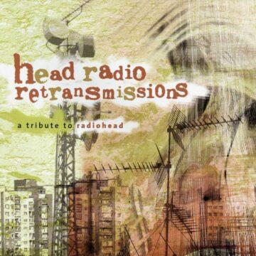 Head radio retransmissions - A Tribute to Radiohead stereodisc