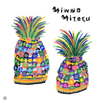Minna Miteru (A Compilation Of Japanese Indie Music) stereodisc