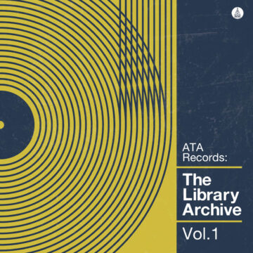 ATA Records – The Library Archive Vol. 1 stereodisc