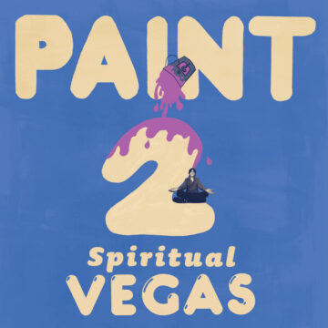 Spiritual Vegas Paint stereodisc
