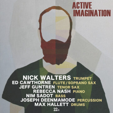 Active Imagination Nick Walters stereodisc