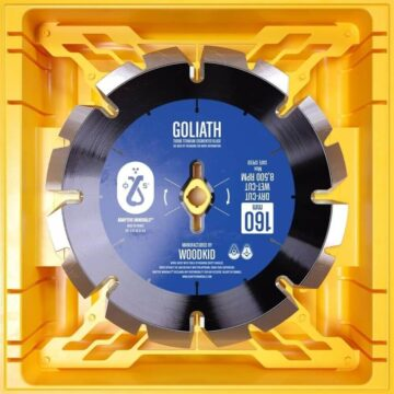 Goliath Woodkid stereodisc